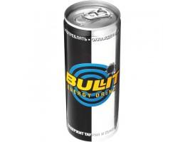 Энергетический напиток Буллит 0,5л